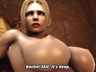 Rachel sex with monster