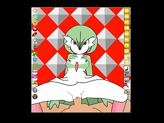 ppppU game - Gardevoir Pokemon