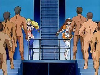 Soreyuke Marin-chan (Marine A Go-Go) hentai anime #3 (2003)