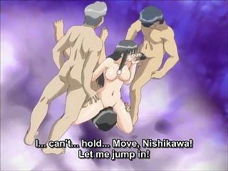 hentai orgy