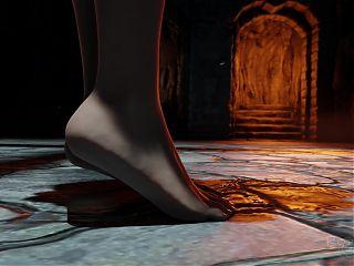 The Capture Of Tomb Raider