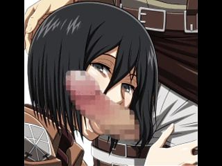 Mikasa Ackerman Rule34 Slideshow