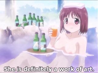 sexy onsen time